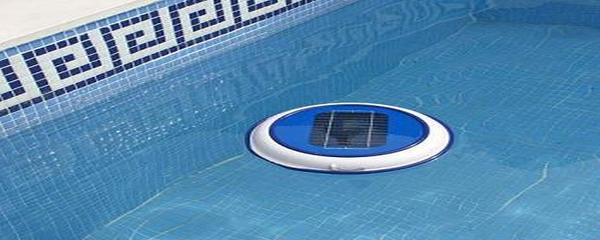 Llega a espa a el primer filtro para limpiar piscinas con for Limpiar filtro piscina
